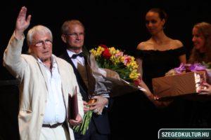 Nagy László életműdíjas a Dömötör gálán