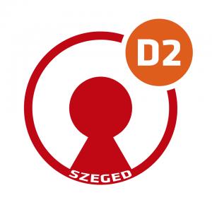 D2 Szeged logo