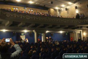 Belvárosi Mozi felújított Zsigmond Vilmos terem