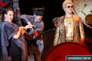 Agrippina a Szegedi Szabadtéri Játékokon