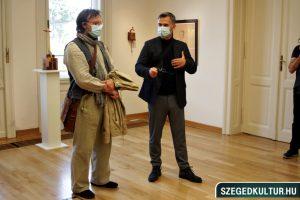 Átkelés - Nagy Gábor kiállítása a REÜK-palotában