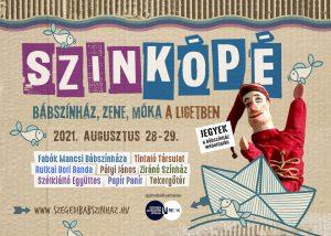 SZINkópé fesztivál 2021