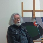 Joseph Kádár egyik festményével_ Reök2012