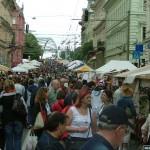 Szeged napja 2012 Hídi vásár