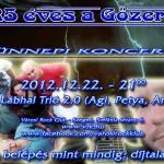 gozero koncert rock klub szeged