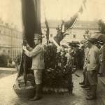 Doberdoi fa fogadasa 1916