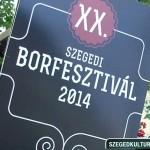 xx. Szegedi Borfesztivál