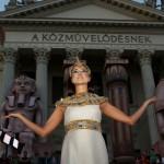 Ókori egyiptomi szépségápolás Szegeden