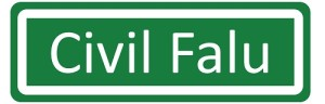 Civil Falu in SZIN