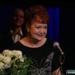 Szonda Éva Dömötör-áletműdíjat vehetett át