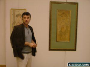Alfons Mucha kiállítás a REÖK-ben