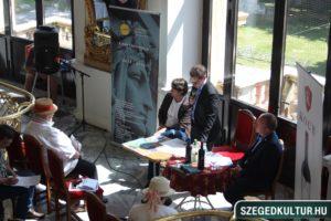 Szegedi Nemzeti Színház sajtótájékoztató