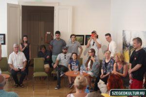 Rómeó és Júlis Közönségtalálkozó Szeged REÖK palota