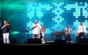 SZIN50 Csík zenekar koncert