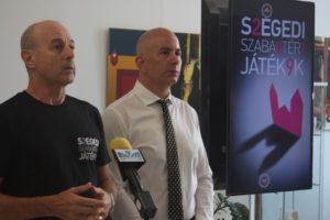 sajtótájékoztató szgedi Szabatéri 2019. évad műsoráról