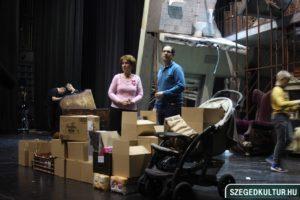 Adonyány átaás a Szegedi Nemzeti Színházban 2018 december 20