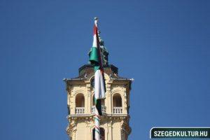 Szegedi városház tornya