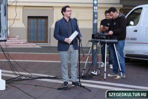 évadbejelentő műsor Szegeden