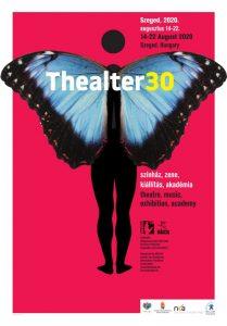 THEALTER 2020 plakát