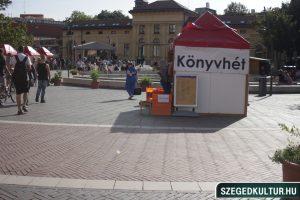 Ünnepi Könyhét 2020 Szeged