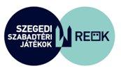 reök szegedi szabadtéri logo 2021