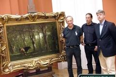 Munkácsy kiállítás Pásztorlány érkezett a múzeumba