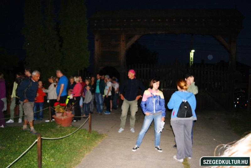 Múzeumok Éjszakája Füvészkert